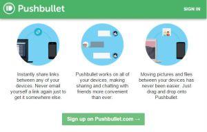 pushbullett