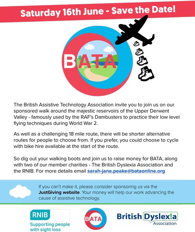 2018 BATA Sponsored Walk